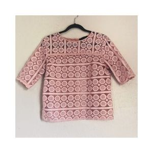 Atmosphere Pink Blouse